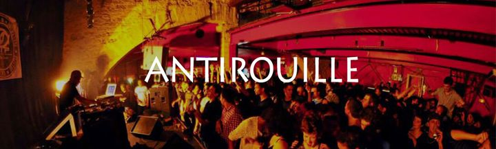 Cover for venue: L'Antirouille
