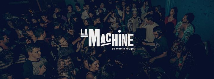 Cover for venue: La Machine du Moulin Rouge