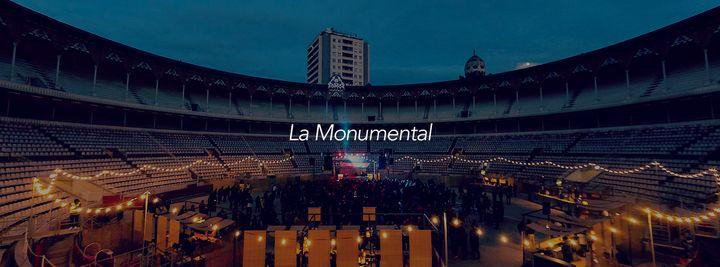 Cover for venue: La Monumental