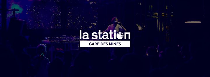 Cover for venue: La Station - Gare des Mines