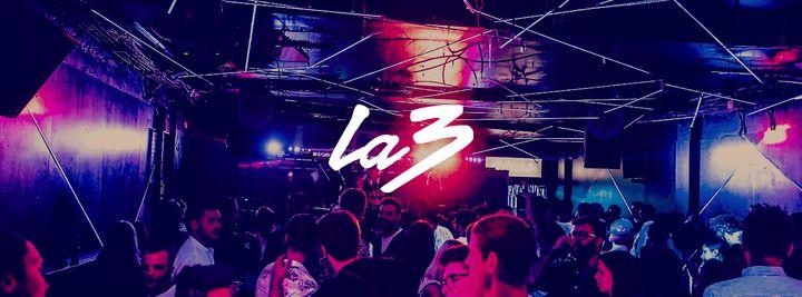 Cover for venue: La3