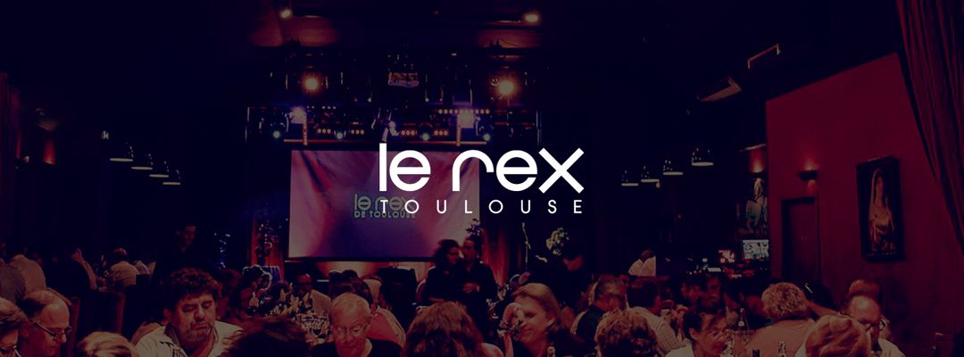 Le Rex de Toulouse club cover photo