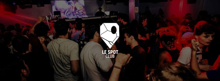 Cover for venue: Le Spot Club