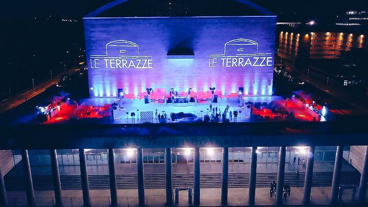 Cover for venue: Le Terrazze del Palazzo dei Congressi