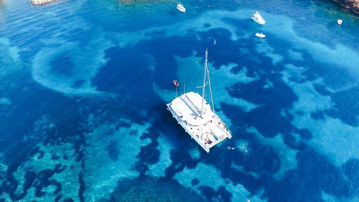 Cover for venue: Levantin Catamaran