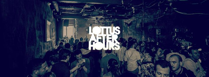 Cover for venue: Lottus After-Hours