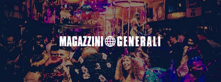 Cover for venue: Magazzini Generali