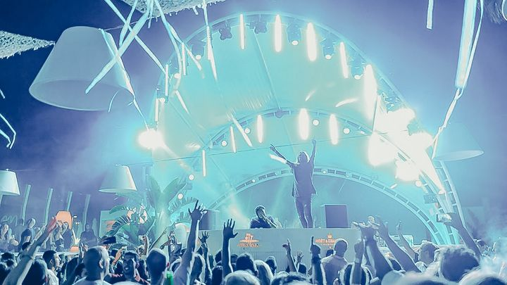 Cover for venue: Marina Beach