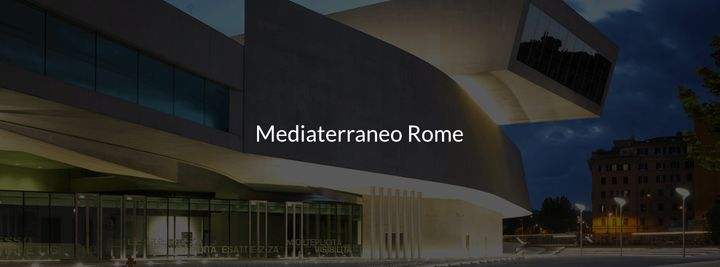 Cover for venue: Mediterraneo Rome