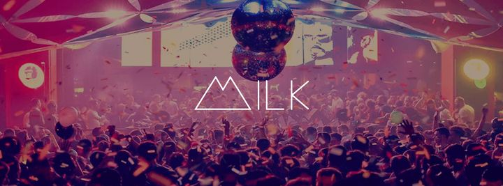 Cover for venue: MILK