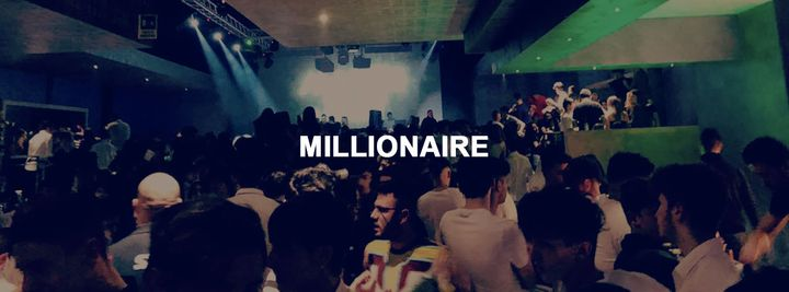 Cover for venue: Millionaire Club