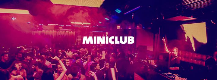 Cover for venue: Miniclub
