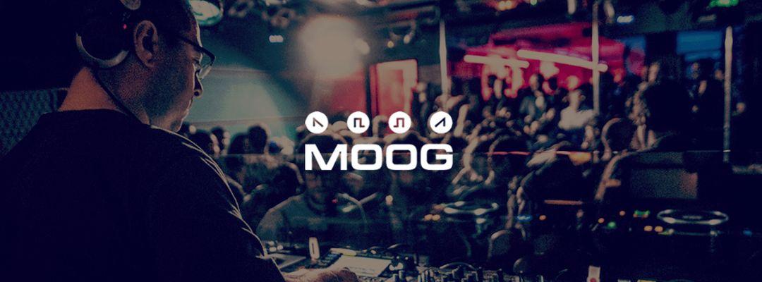 Moog foto copertina del locale
