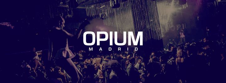 Cover for venue: Opium Madrid
