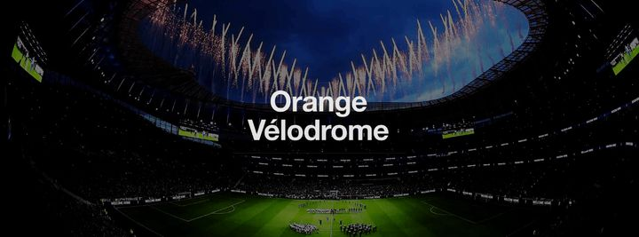 Cover for venue: Orange Vélodrome