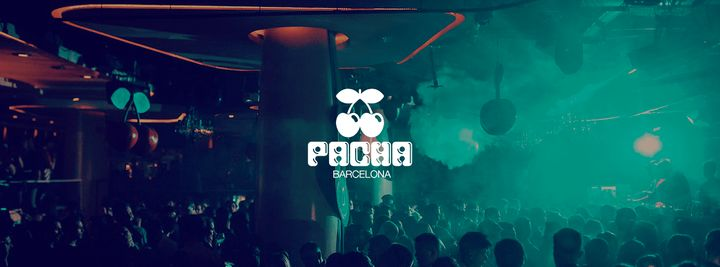 Cover for venue: Pacha Barcelona