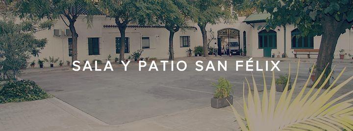 Cover for venue: Patio San Felix