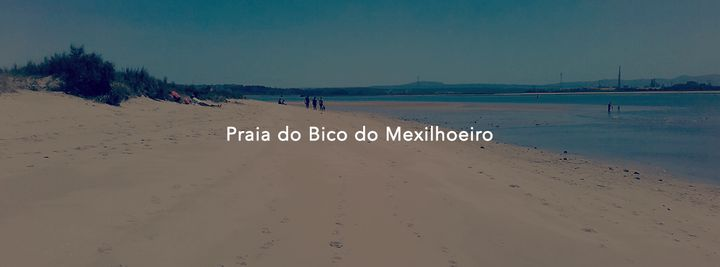 Cover for venue: Praia do Bico do Mexilhoeiro