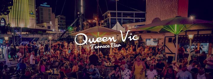 Cover for venue: Queen Vic