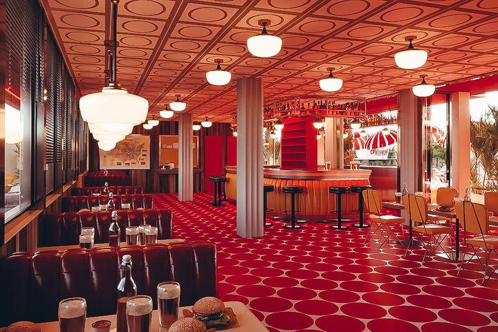Cover for venue: Romeo's Motel & Diner