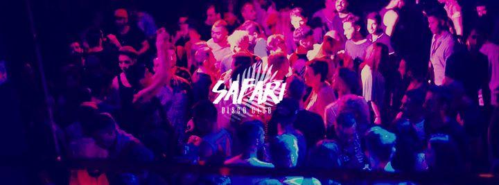 Cover for venue: Safari Disco Club