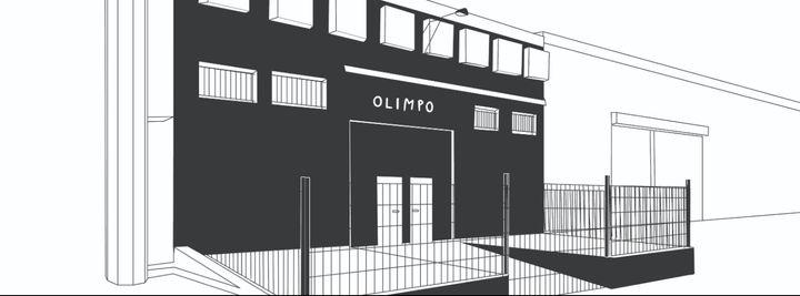 Cover for venue: Sala Olimpo