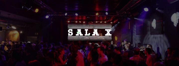 Cover for venue: Sala X