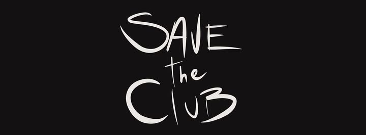 Cover for venue: Save The Club