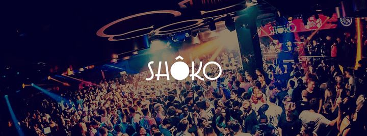 Cover for venue: Shoko Barcelona