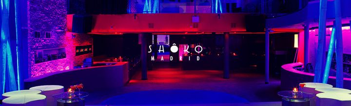 Cover for venue: Shôko Madrid