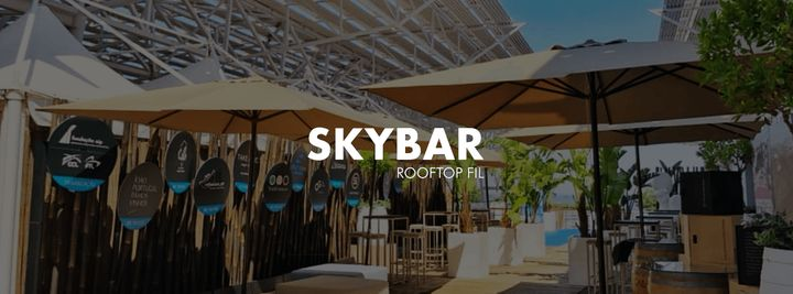 Cover for venue: Sky Bar Rooftop - FIL