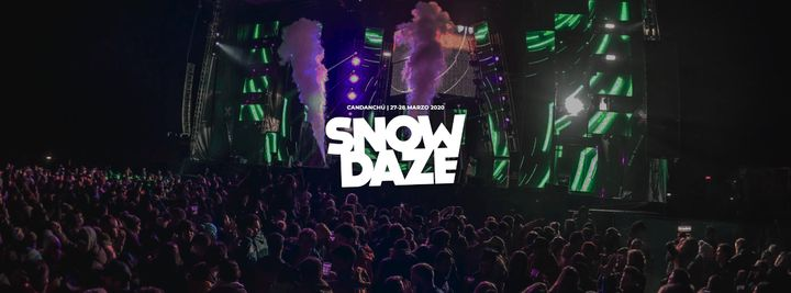 Cover for venue: Snowdaze