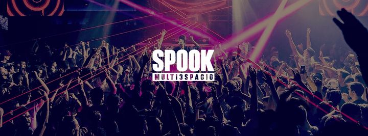 Cover for venue: Spook