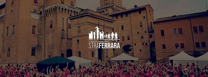 Cover for venue: StraFerrara
