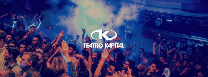 Cover for venue: Teatro Kapital