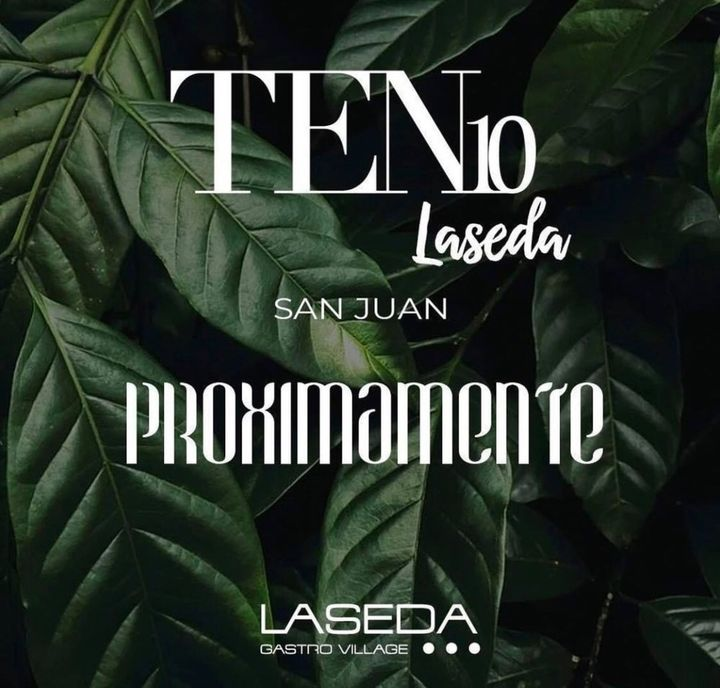 Cover for venue: Ten10 Laseda