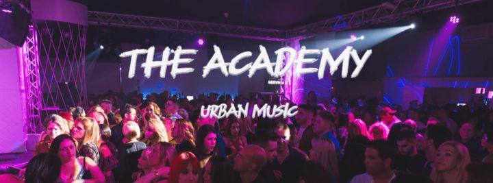 Cover for venue: THE ACADEMY  Urban Music