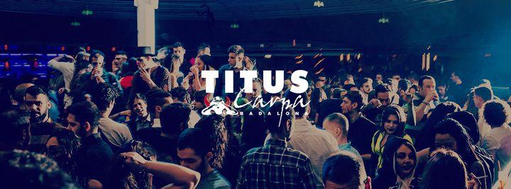 Cover for venue: Titus Carpa Badalona