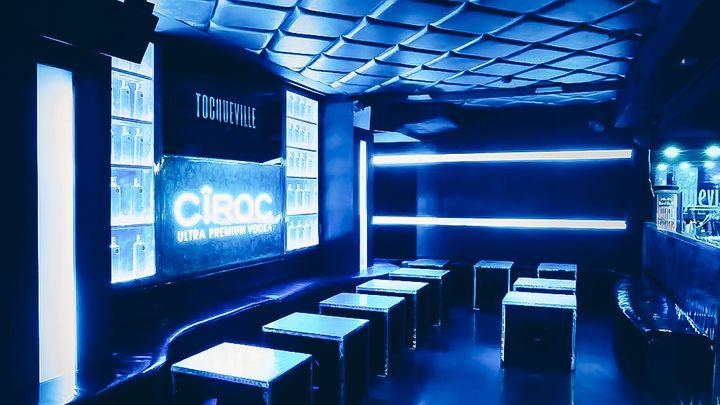 Cover for venue: Tocqueville 13