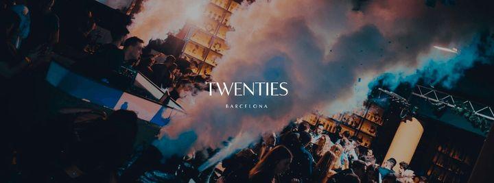 Cover for venue: Twenties Barcelona