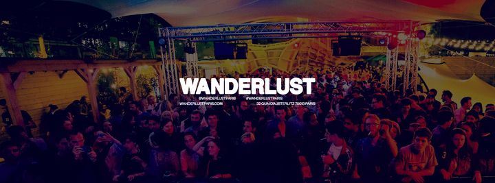 Cover for venue: Wanderlust Paris