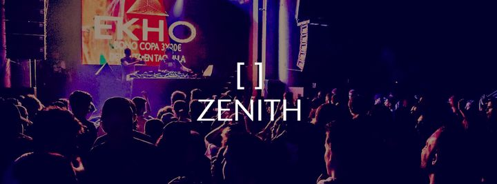 Cover for venue: Zenith Club