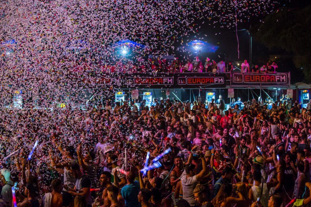 Los Alamos Festival Club Estepona Eventos Bilhetes Xceed