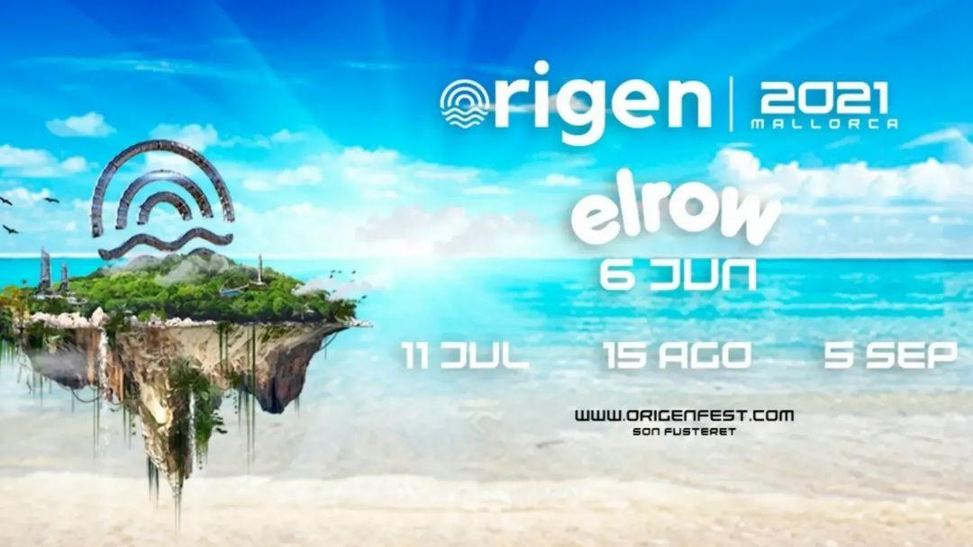 Capa do evento 15 Agosto · Origen Fest