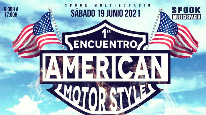 Cover for event: 1er encuentro American MotorStyle - Limited Edition