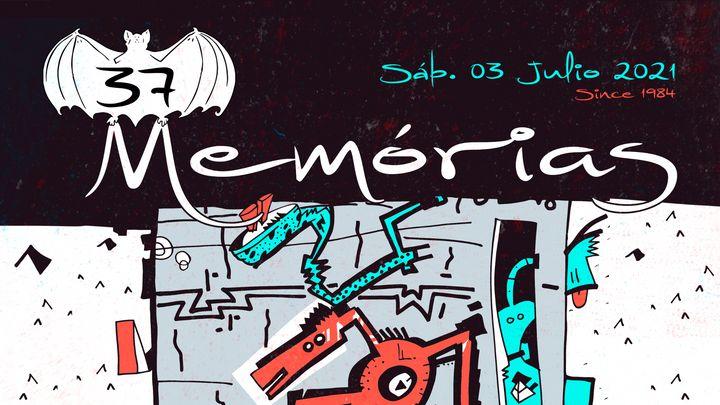 Cover for event: 37 Memorias by Spook