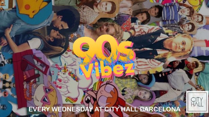 Cover for event: 90s Vibez