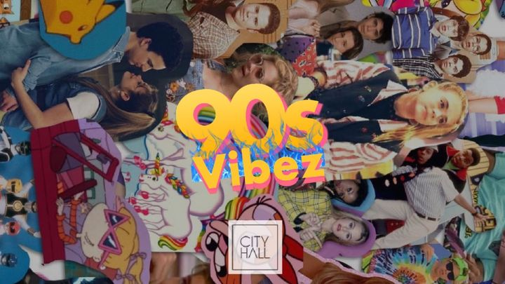 Cover for event: 90s Vibez Halloween Edition