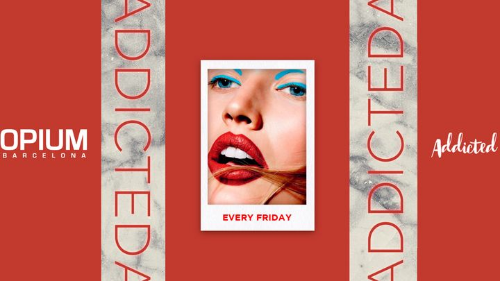 Cover for event: Addicted   Evening