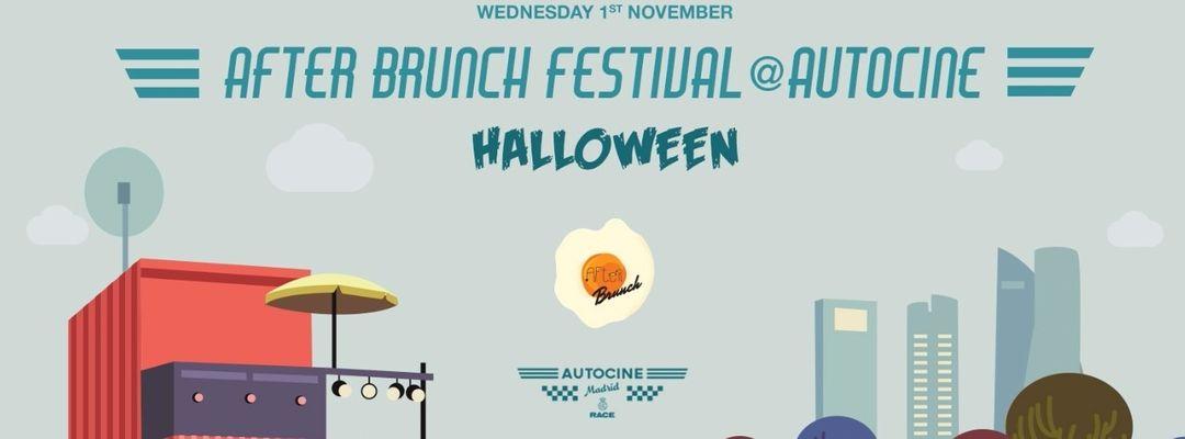 Cartel del evento After Brunch Festival - HALLOWEEN EDITION ▶ ULTIMAS ENTRADAS DISPONIBLES EN PUERTA